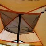 Подвесная сетка для вещей в палатке