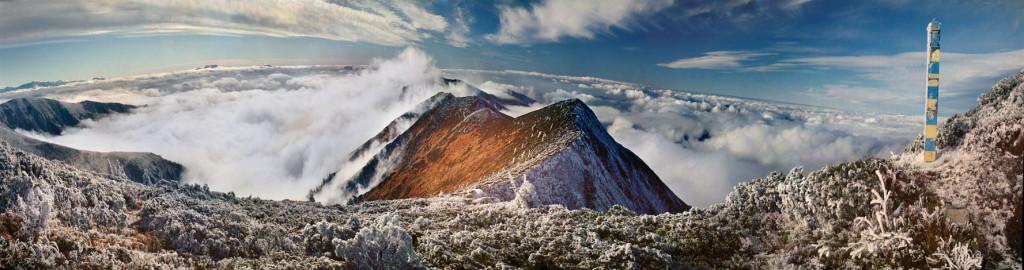 Походы в горы - выше облаков