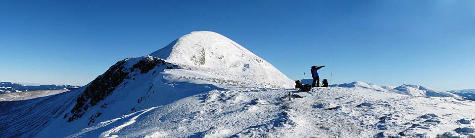 Походы в Карпаты зимой